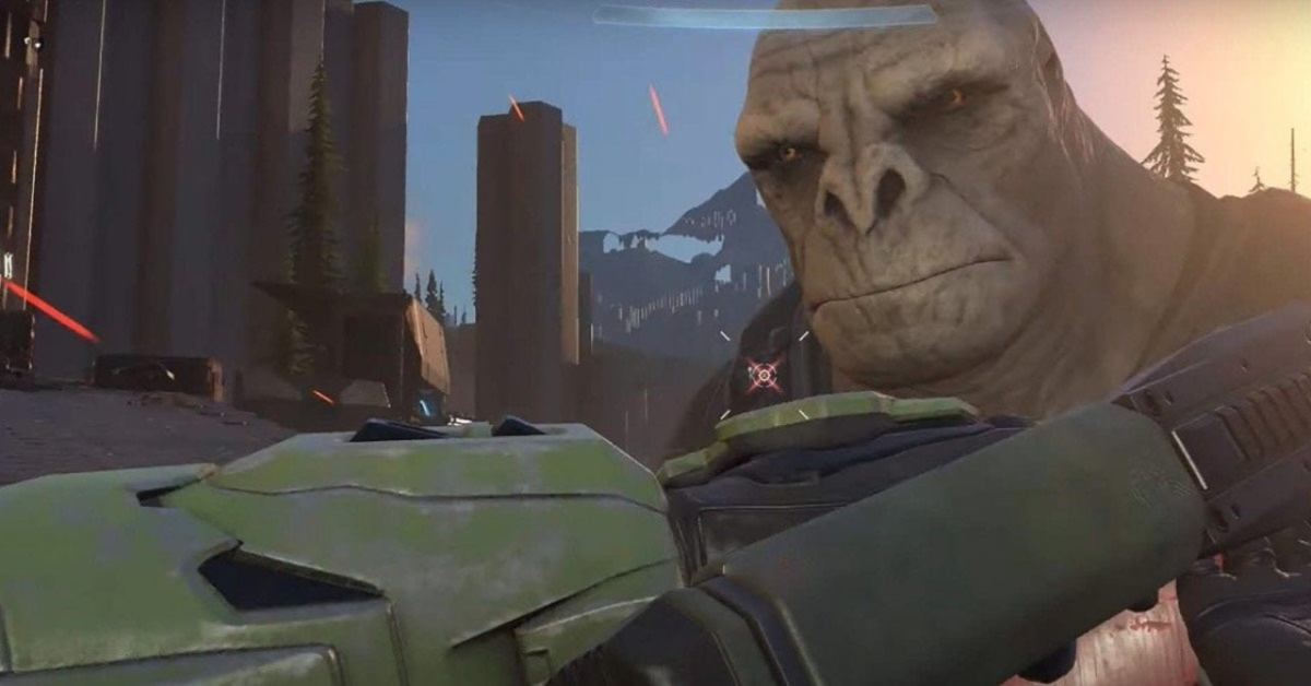 Craig the Unamused Brute is the newest viral meme of Halo Infinite