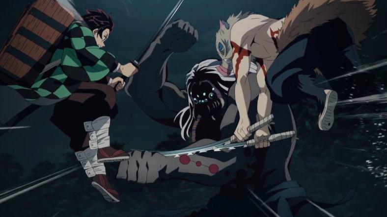Demon Slayer Natagumo Mountain ARc