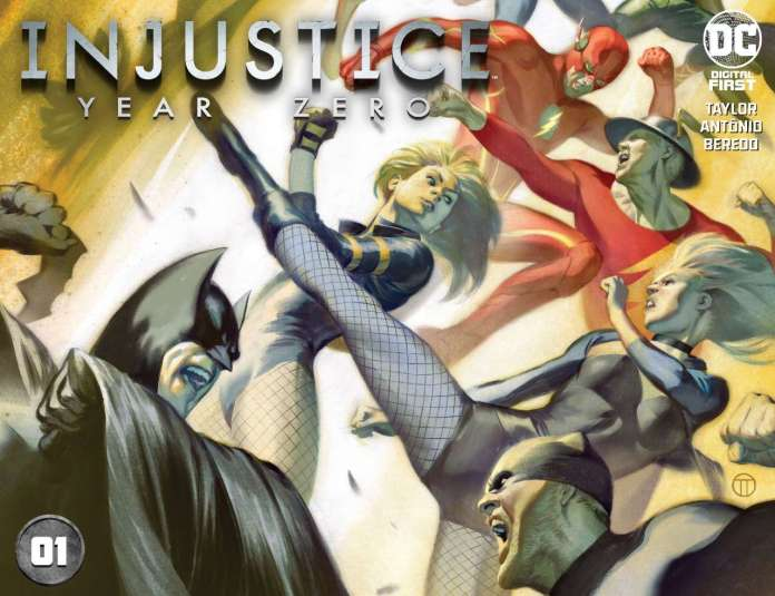 INJUSTICE-YEAR-ZERO-CHAPTER-ONE-Cover