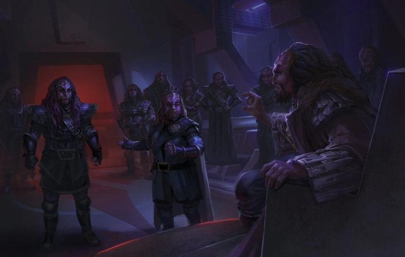 Star Trek Adventures The Klingon Empire 011