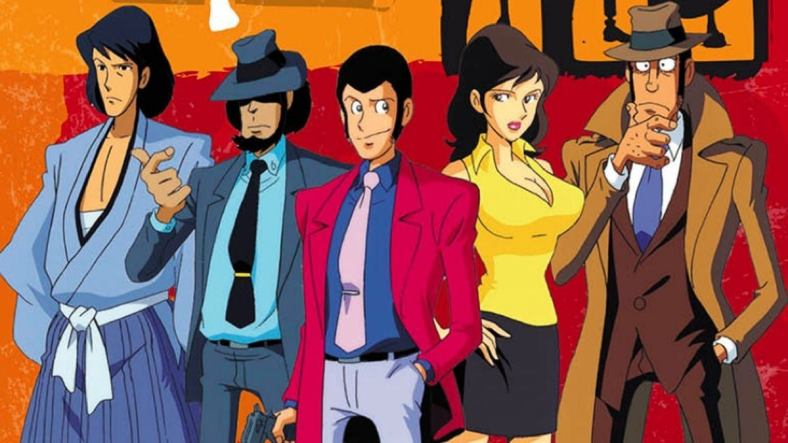Best Anime Ranked - Lupin the 3rd