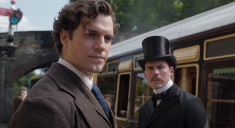 Henry Cavill Fans Are Loving His Sherlock Holmes Look