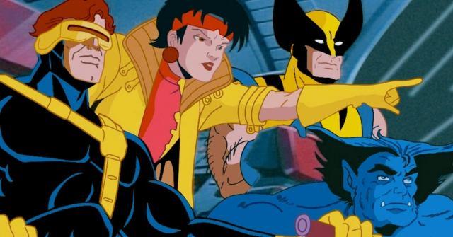 X-Men La Bestia de la serie animada