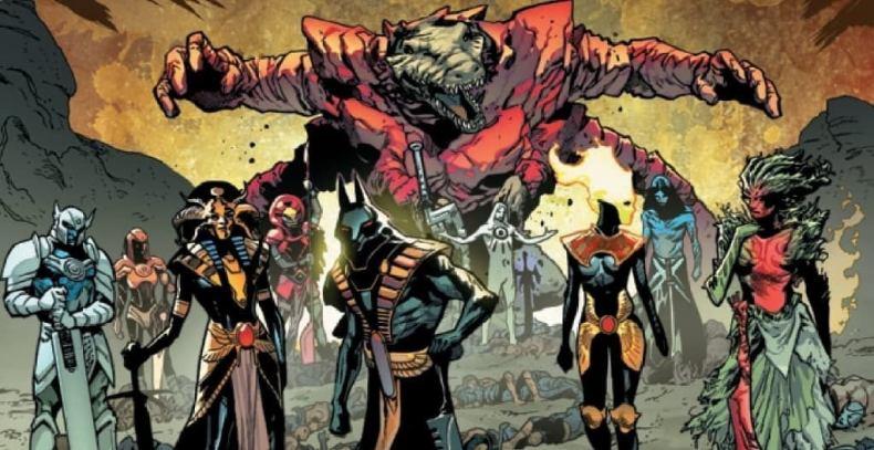 Filme X-Men MCU Dawn of X Reboot Arakko