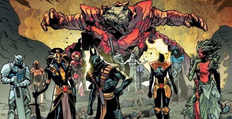 X-Men MCU Movie Dawn of X Reboot Arakko