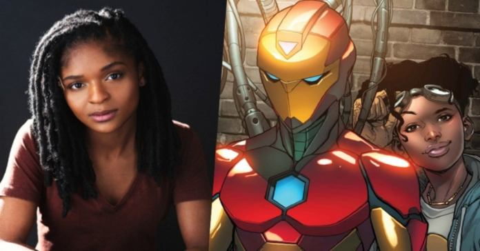Marvel's Ironheart Star Dominique Thorne Didn't Have to Audition for MCU  Superhero Role