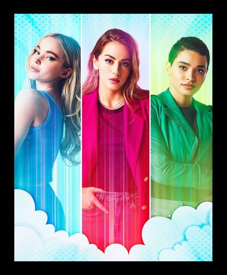 Primera imagen oficial de las Powerpuff Girls