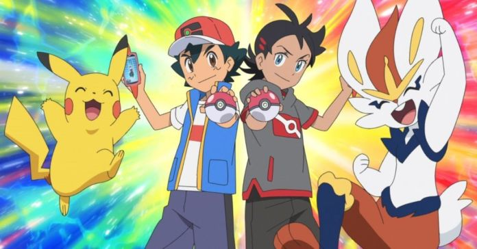Pokemon Master Journeys Reveals First Synopsis