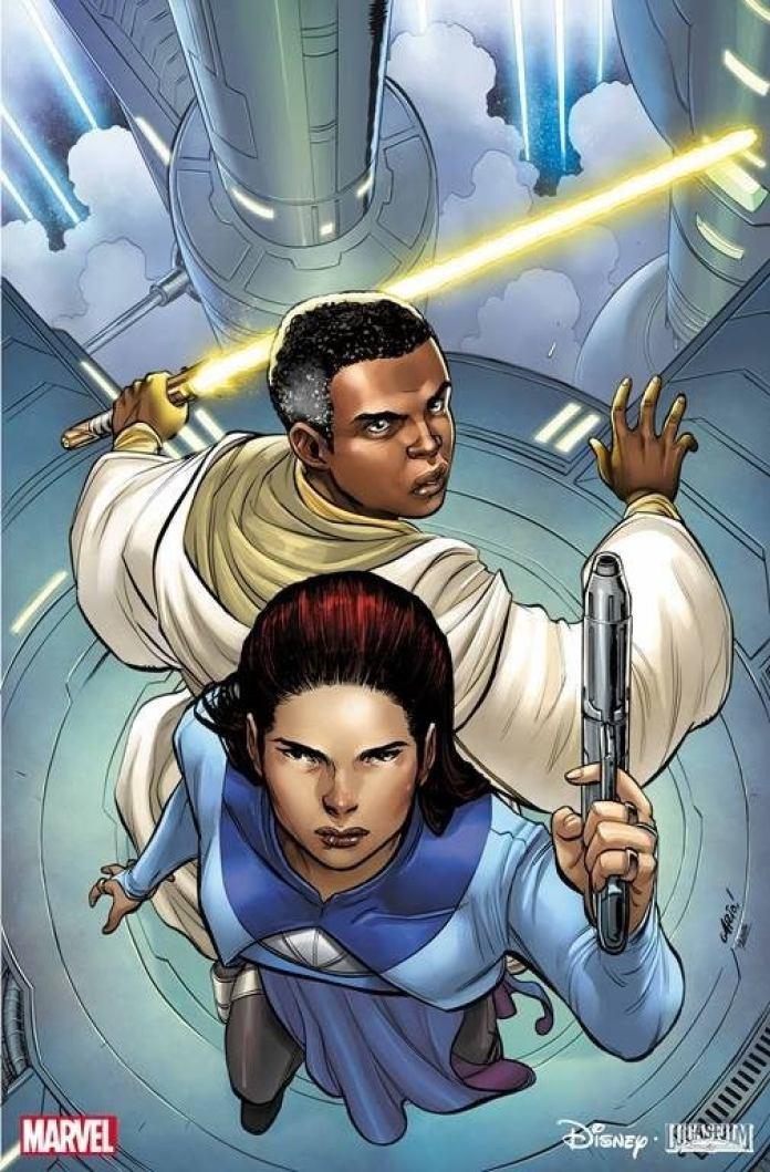 Star Wars: The High Repubic Trial of Shadows Comic Anunciado