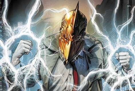 Geoff Johns DC Is Open To Doctor Fate TV Series