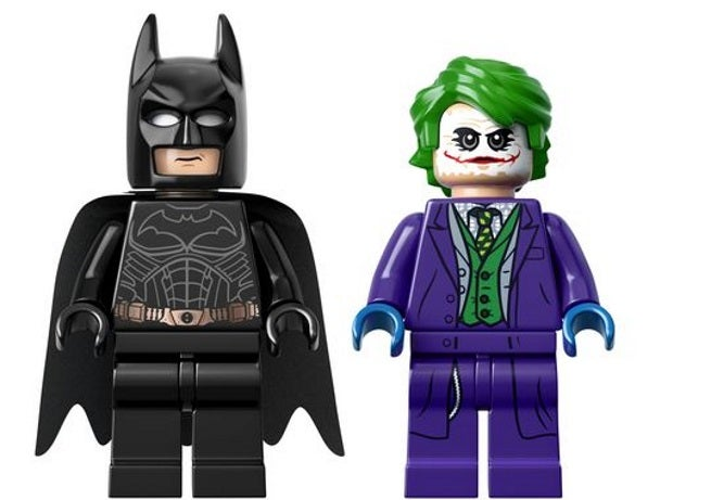 Heath Ledgers Joker To Make First Appearance In LEGO Form