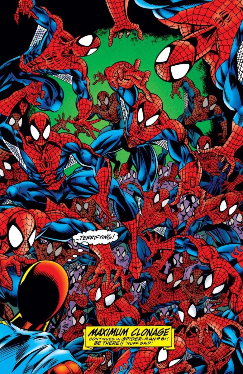 Image result for spider-man clone saga