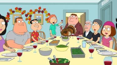 Family Guy - Turkey Guys