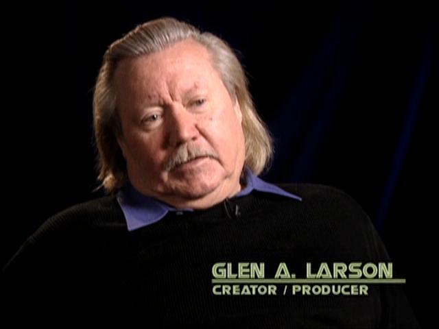 Battlestar Galactica Creator Glen A Larson 1937 2014