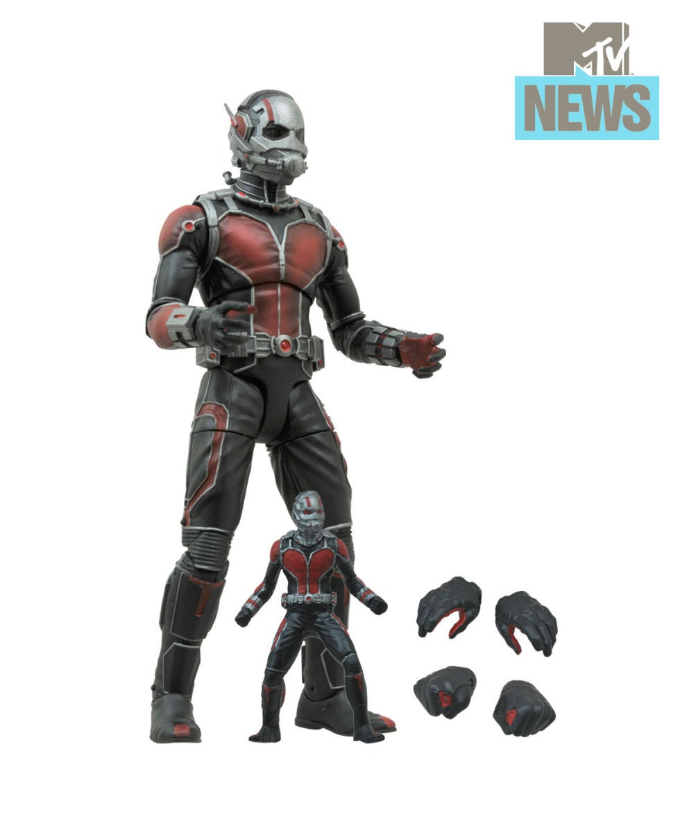 The First Ant Man Figure Images Surface Online