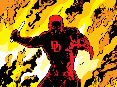 Image result for daredevil miller
