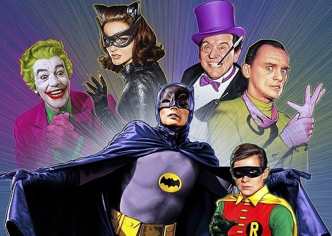 Image result for batman 1960's show