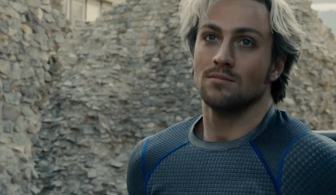 Aaron Taylor-Johnson Talks Marvel's Quicksilver Plans
