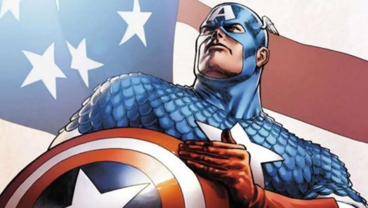 Happy Birthday Steve Rogers A K A Captain America