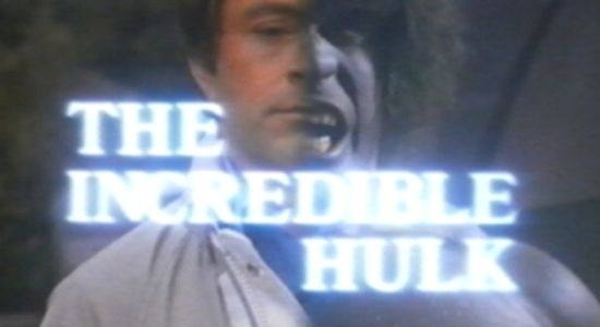 Image result for the incredible hulk tv logo