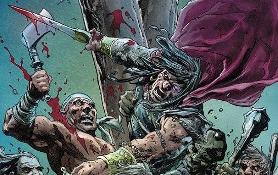Resultado de imagem para King Conan darkhorse image