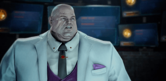 Image result for kingpin spiderman