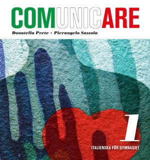 Comunicare 1 – Italienska för gymnasiet