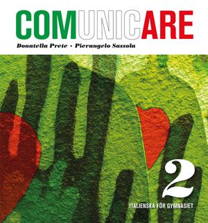 Comunicare 2 – Italienska för gymnasiet
