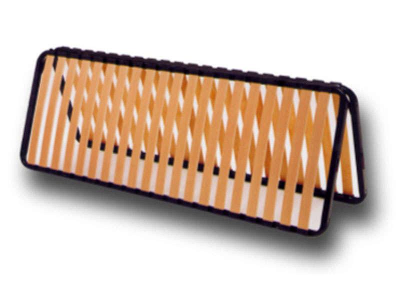 cadre a lattes 70x190 cm sedac pliable vente de sommier et cadre a lattes conforama