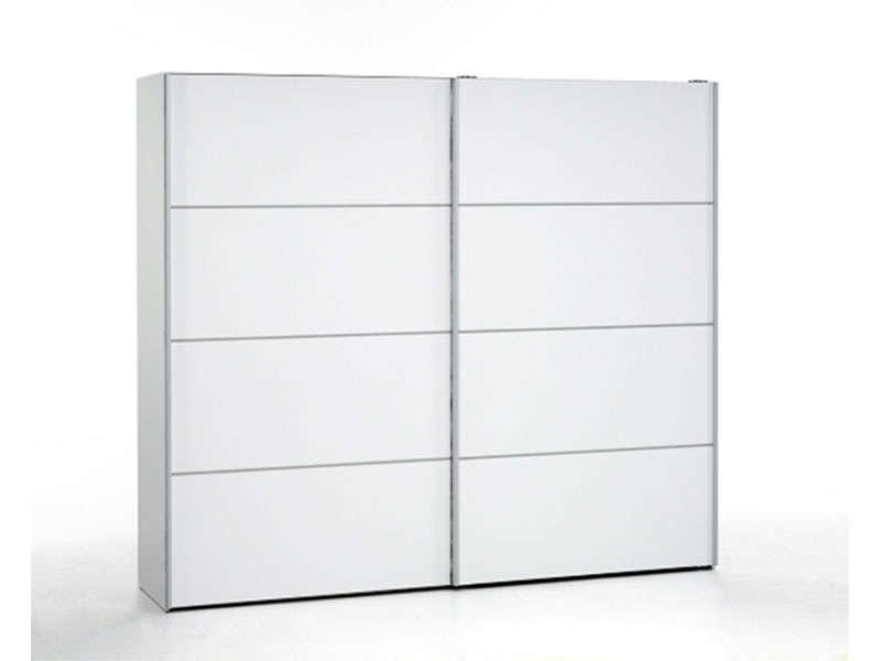 armoire 2 portes coulissantes 240 cm