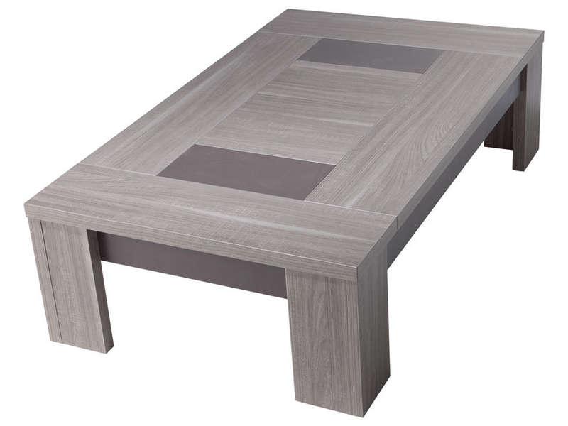 table basse rectangulaire atlanta