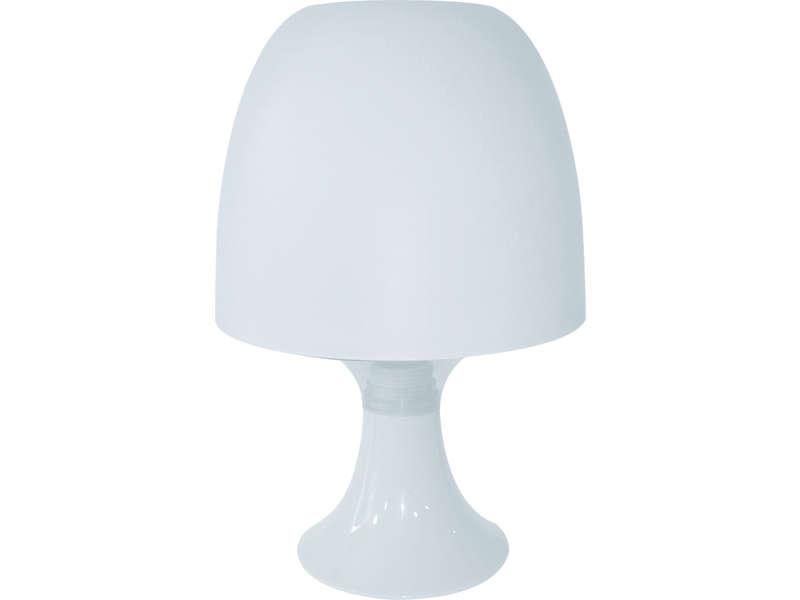 Lampe Sveta Coloris Blanc Vente De Lampe Conforama