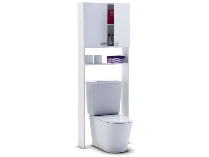meuble haut wc