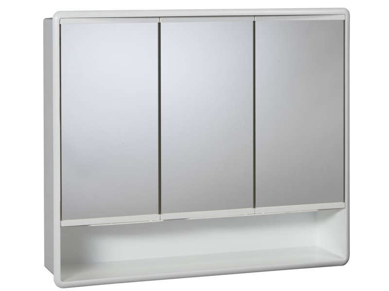 armoire de salle de bain vendu par conforama