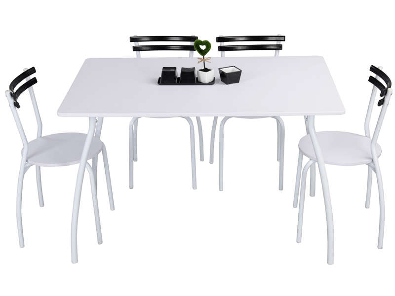 Ensemble Table 4 Chaises SUN Vente De Ensemble Table