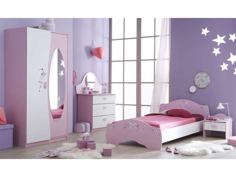 conforama armoire chambre fille