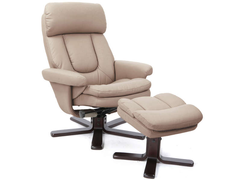 fauteuil relaxation repose pieds