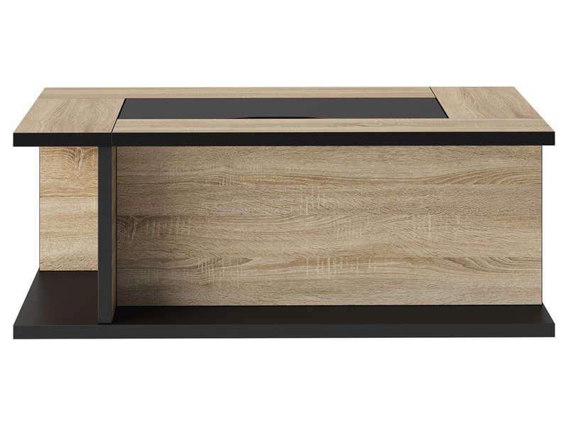 table basse rectangulaire eliza coloris