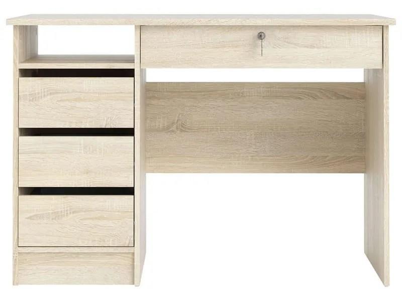bureau 4 tiroirs