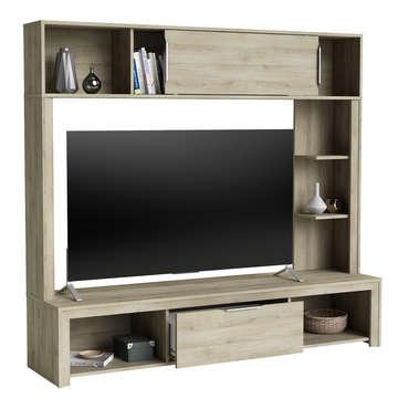 meuble tv milo coloris chene kronberg