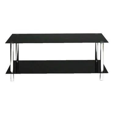Table Basse Rectangulaire En Verre Happy Vente De Table Basse Conforama