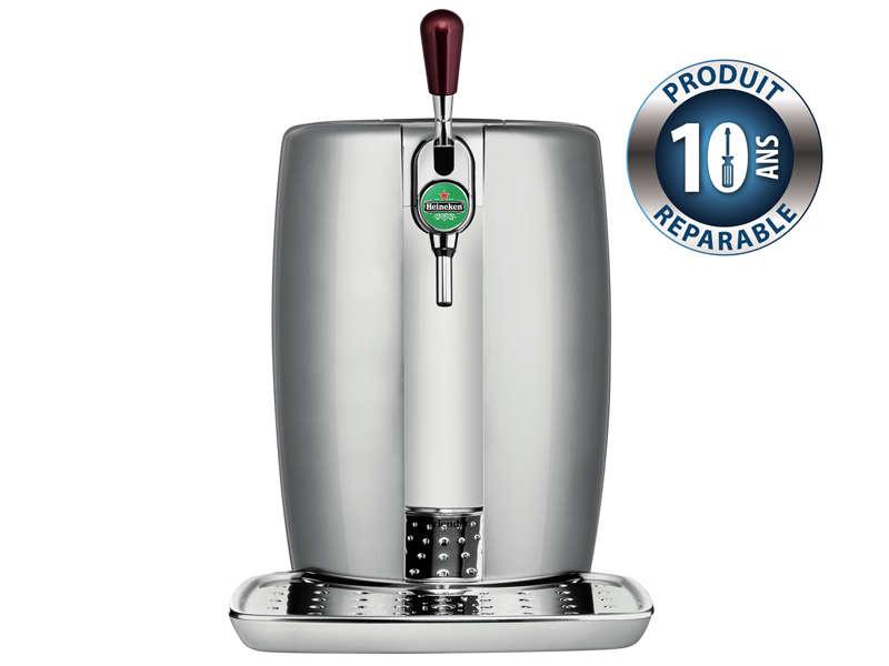 Machine A Biere Krups Vb320e10 Vente De Autres Preparateurs Culinaires Conforama