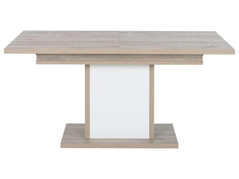 Table 160 Cm Avec Allonge Aston Vente De Table Conforama