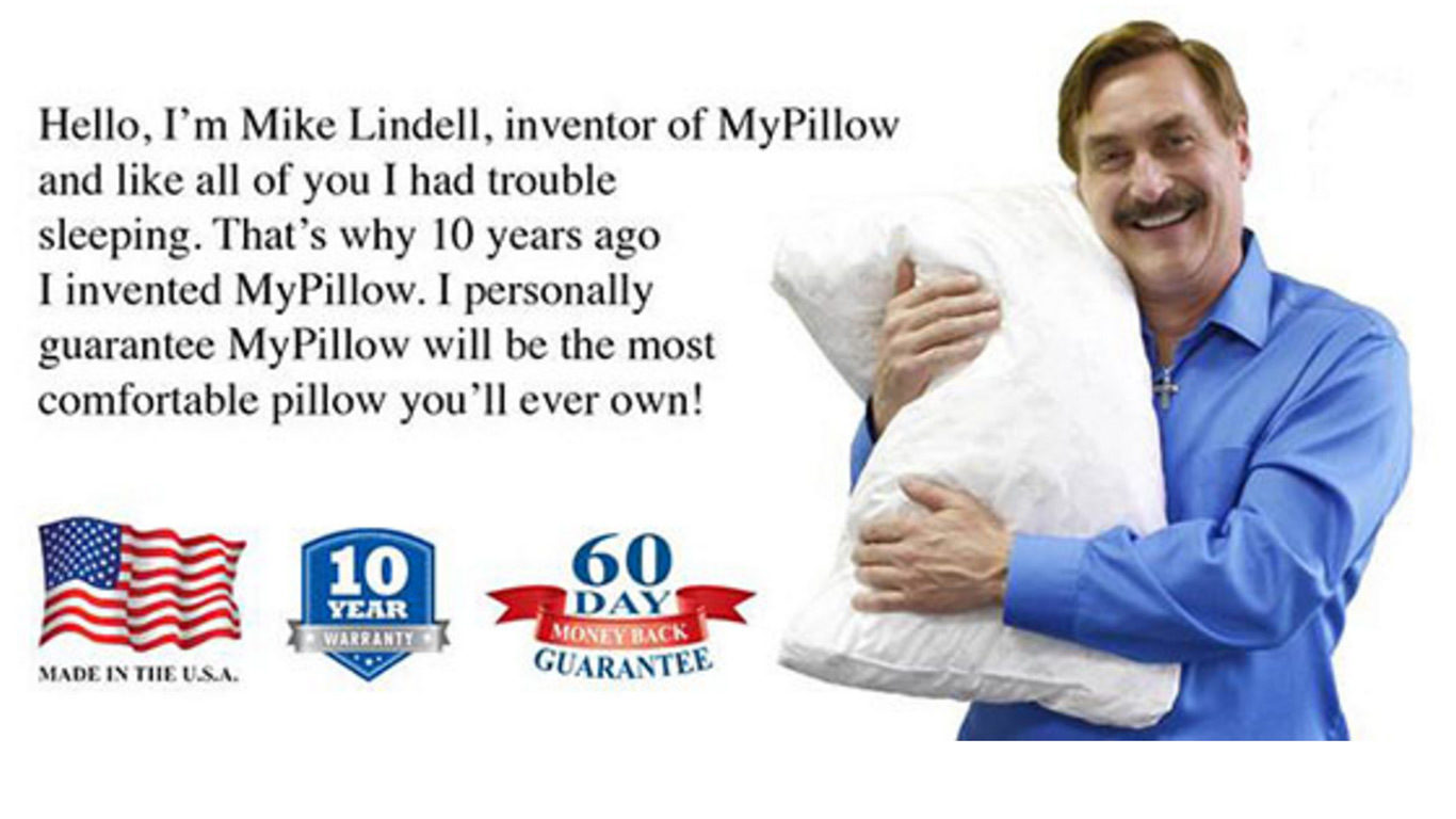 mypillow gets a rude awakening as the