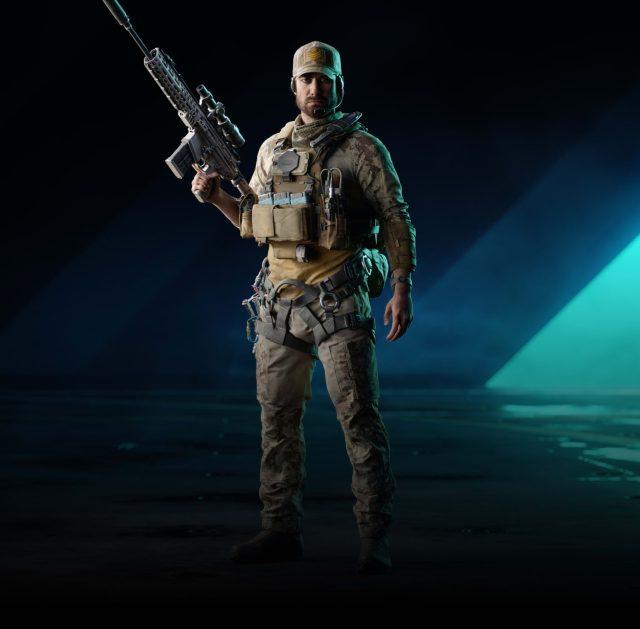 Battlefield 2042 Specialists – Webster Mackay – Electronic Arts