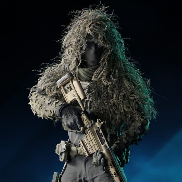 Battlefield 2042 Specialists – Maria Falck – Electronic Arts