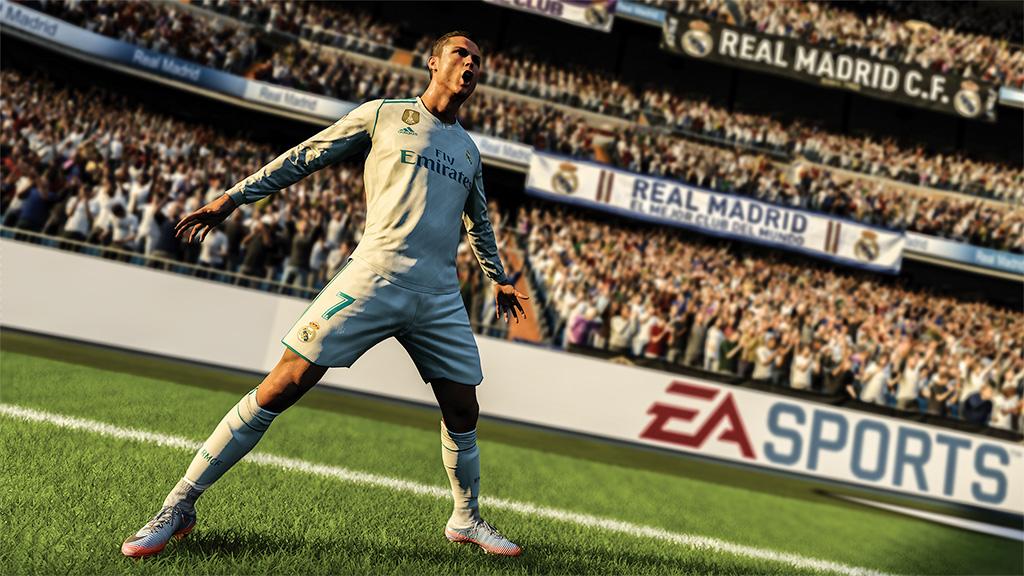 FIFA 18 EA Sports