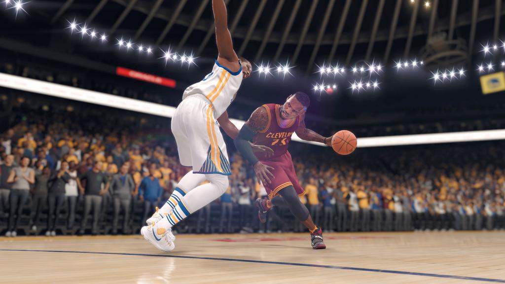 ¡Juega el modo Número Uno en NBA Live 18!