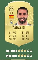 Carvajal FUT 20