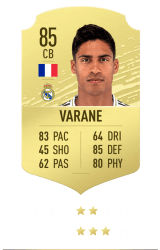 Varane FUT 20